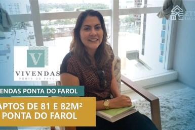 Vivendas Ponta do Farol, apartamento com 3 quartos, vista mar ou lagoa, 82m², São Luís MA 5