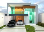 Casa Duplex, Alto Padrão, 4 suítes, 185m², ao lado do condomínio Vila Fiori, Araçagy, São Luís MA 6