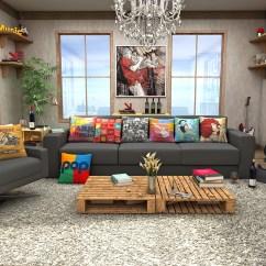 Sofa Cinza E Almofadas Coloridas Com Chaise Usado Sp Como Combinar O Sofá A Almofada Notícias De