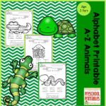 Alphabet Worksheets writing within lines