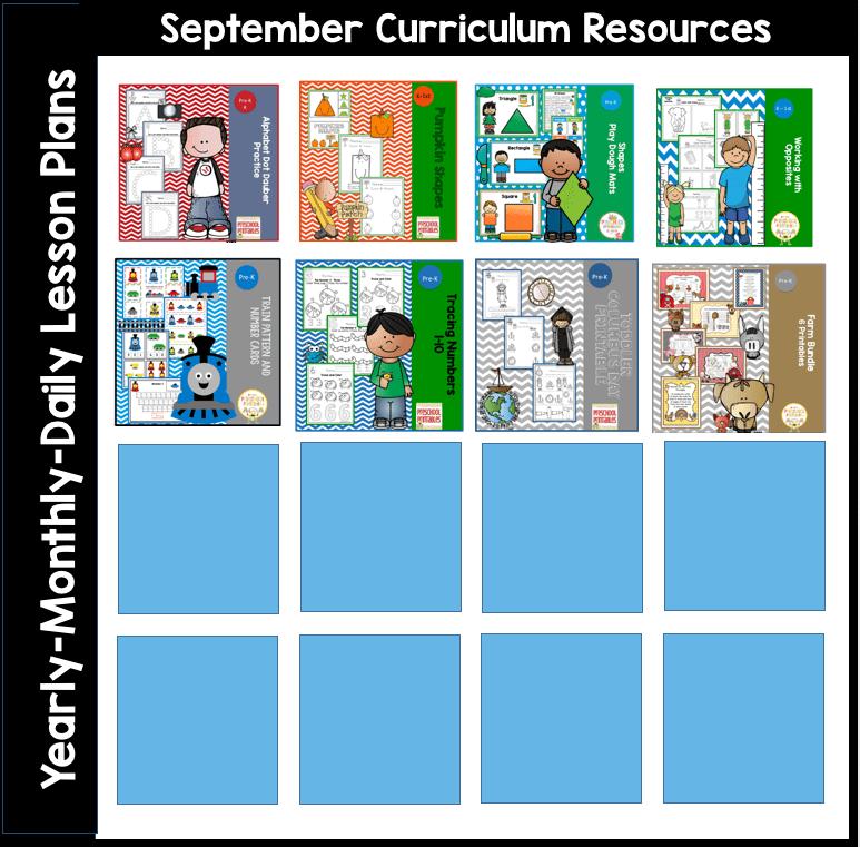 September REsources #2