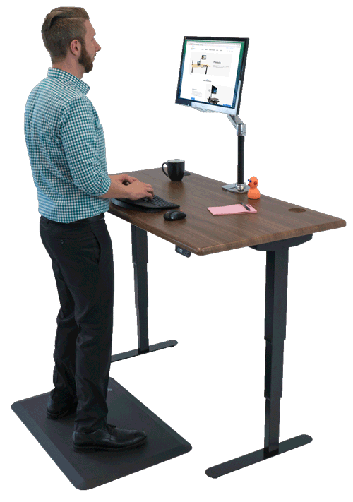 Shop Standing Desks SitStand Stand Up and Adjustable