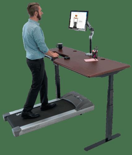 SteadyType Treadmill Desks  Treadmill Desks