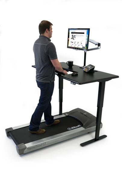 Buy the Best Treadmill Desks  Under Desk Treadmills  iMovR