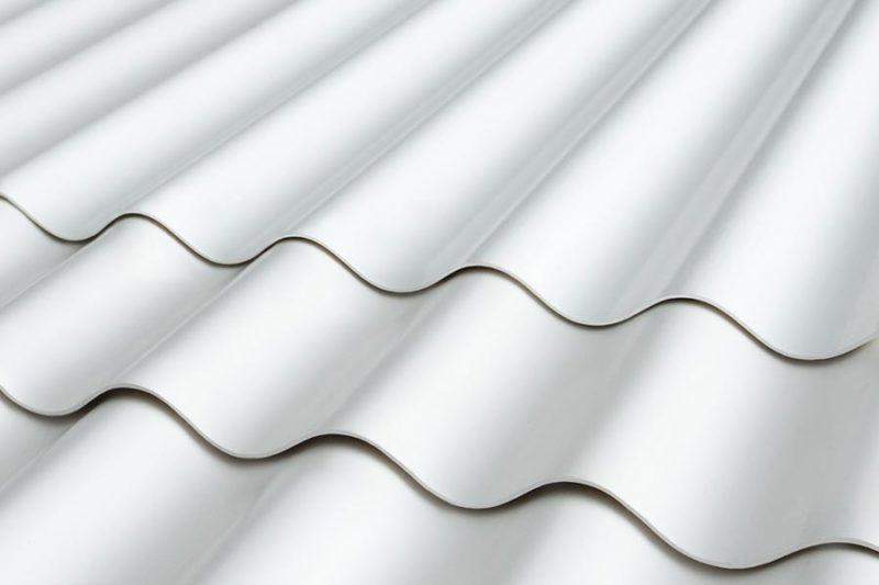 Alderon RS Premium uPVC Corrugated Roofing