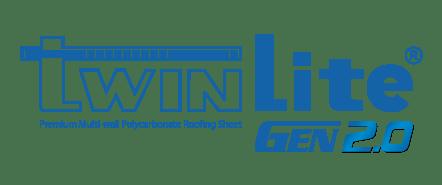 Twinlite Gen 2.0 - Premium Multiwall Polycarbonate Roofing Sheet