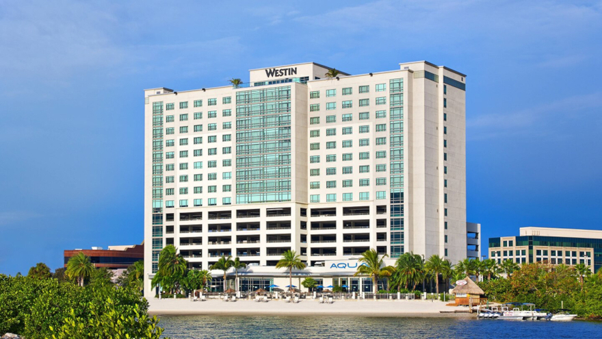 Castlerock acquires Westin Tampa Bay from Impact Properties
