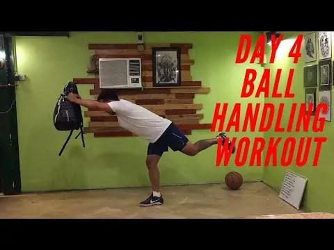 Ball handling workout | 10mins | UC Fundamentals | Basketball Drills
