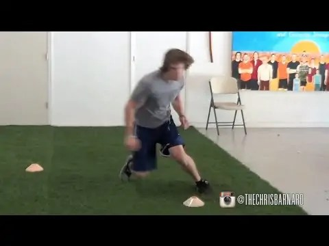 2 Agility Drills for Wide Receivers | Overtime Athletes