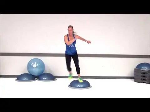 5 AMAZING BOSU® Athletic Agility Drills