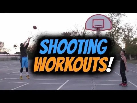 How to: IMPROVE YOUR SHOT PT.2! SHOOTING WORKOUTS