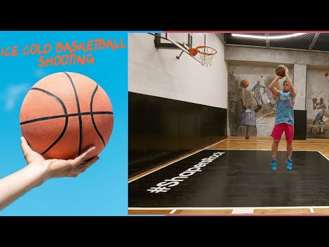 ICE COLD SHOOTING BASKETBALL WORKOUTS FOR SOLO PLAYERS