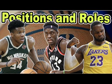 Basketball Positions and Roles