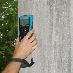 Profoscope Rebar Detector  Covermeter  ReBar Cover and Corrosion  Impact  civil engineering