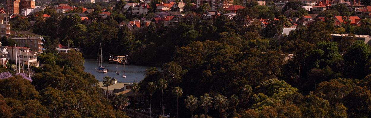 Mosman-harbour