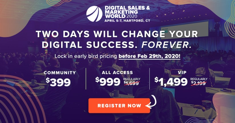 Digital Sales and Marketing World 2020