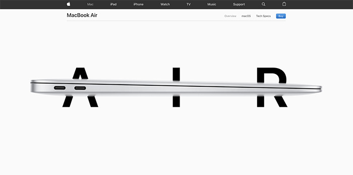 Whitespace in Websites: 8 Stunning Examples That Prove Its