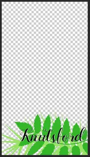 How to Create Snapchat Geofilters - Knutsford Example