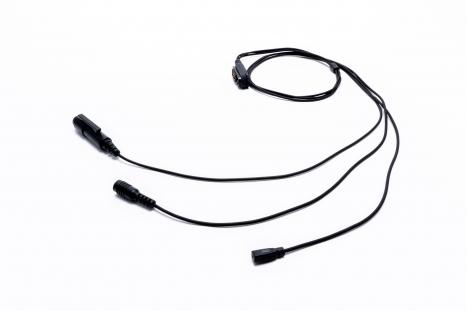 Platinum Series Ghost™ 3-Wire Surveillance Kit with Silent