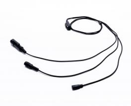 Platinum Series Ghost II™ 3-Wire Surveillance Kit with