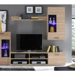 Oak Furniture Set Living Room Swing In Sonoma Frontal Impact