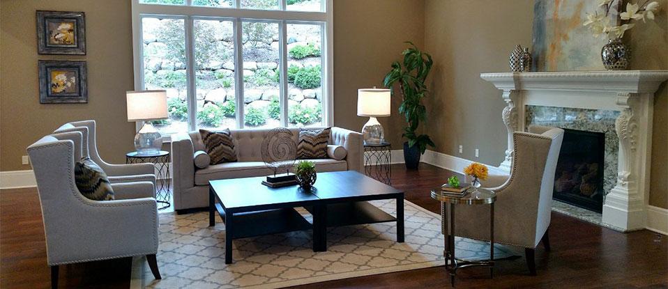 Home Interior Design & Staging Company Oakland County MI