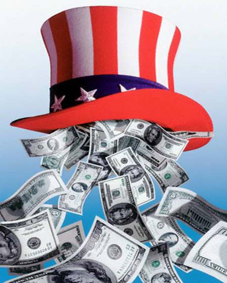 Do you really think its a good idea for Uncle Sam to make it rain on us?