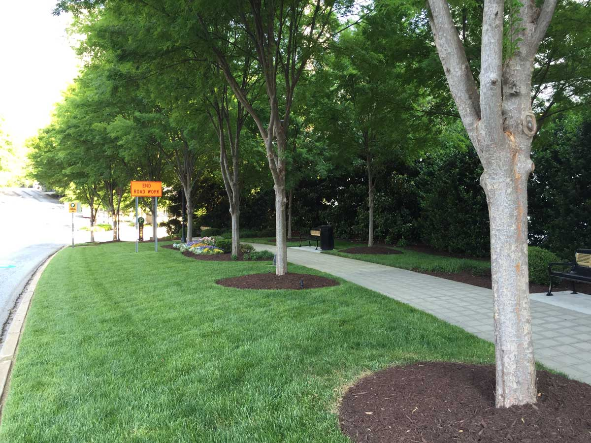 Office Landscape Maintenance 2  Full Service Commercial Landscape Maintenance Contractor