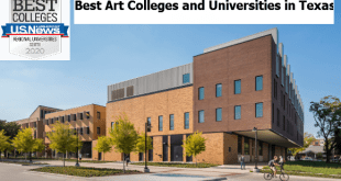 Best Art Colleges and Universities in Texas USA