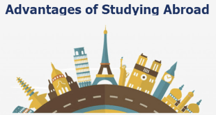 Advantages of Studying Abroad