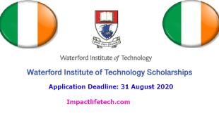 Waterford Institute of Technology for Sports Scholarship in Ireland
