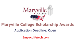 Maryville College Scholarship Awards opportunities in USA