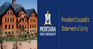 Montana State University Presidential International Scholarship in USA