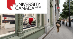 University of Canada West European Grant Scholarships 2020