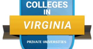 Best Private Colleges and Universities in Virginia, USA