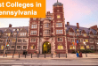 Best Private Universities And Colleges in Pennsylvania
