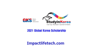 Fully Funded Global Korea Scholarships 2021