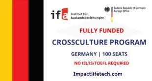 Cross Culture Program in Germany 2021
