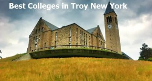 Best Colleges in Troy New York