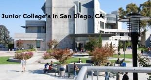 Junior College's in San Diego, CA