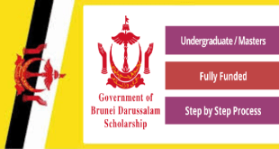 Fully Funded University of Brunei Darussalam Scholarship 2021