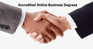 Accredited Online Business Degrees