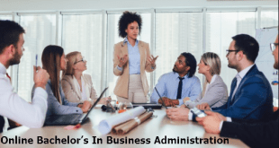 Online Bachelor's In Business Administration Degrees