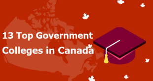Government Colleges in Canada