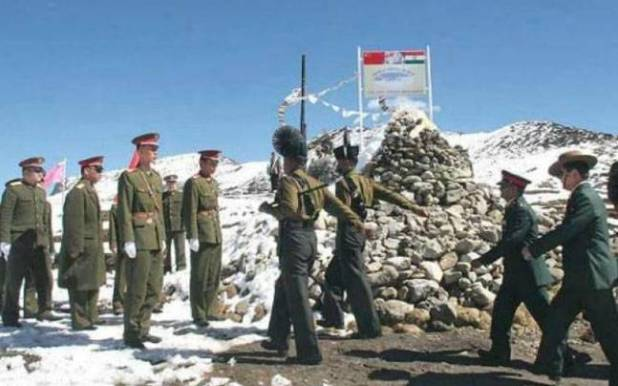 File Picture : India Today- India- China Border ( For representational purpose only)