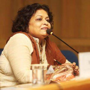 The Author : Manjula Lal