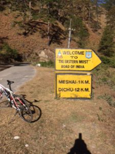 Easternmost road of India, Arunachal Pradesh