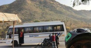Aravalli Range in Rajasthan