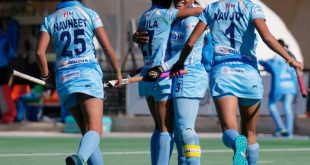Indian Women's Hockey Team Beat 2018 Women's World Cup Silver Medalist Ireland 3-0