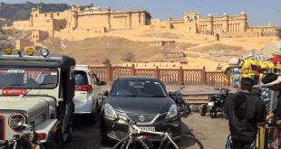 The Amer Fort, Jaipur